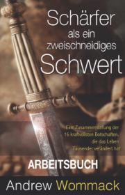 Schärfer Als Ein Zweischneidiges Schwert – Arbeitsbuch